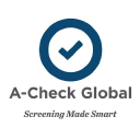 A-Check America, Inc. logo