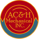 AC & H Mechanical Inc logo
