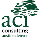 aci consulting, a division of aci group LLC logo
