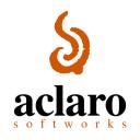 aclaro softworks logo