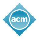 acm.org logo icon