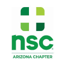Arizona Chapter National Safety Council logo