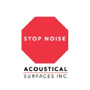 Acoustical Surfaces, Inc logo