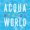 Acquaworld - A new water experience logo