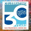 AcroSports Gymnastics & Circus Arts logo