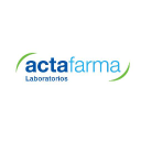 Actafarma Laboratories' Product Catalogue logo