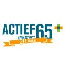 Actief65+ logo