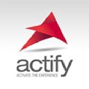 Actify Marketing logo