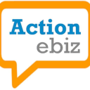 Action eBiz INc. logo