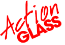 Action Glass logo