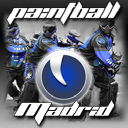 Action Live Paintball Madrid logo