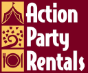 Action Party Rentals. Inc. logo