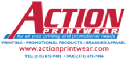 Action Printwear,inc. logo
