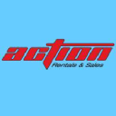 Action Rental and Sales logo