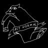Act Normal logo