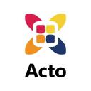 Acto Informatisering logo