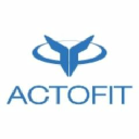 Actofit logo icon