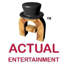Actual Entertainment, Inc. logo