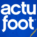 Actufoot logo icon
