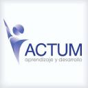 Actum, Aprendizaje y Desarrollo logo