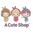A Cute Shop Logo