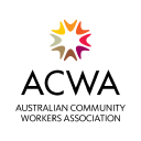 Australian Community Workers Association logo