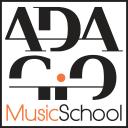 Adagio Music School - Fine Arts & Language Centre logo
