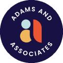 Adams and Associates, Inc., a Job Corps Company Logo