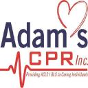 Adam's CPR logo