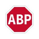 Adblock Plus logo icon