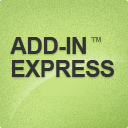 Add In Express logo icon