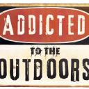 Addicted To The Outdoors TV Show logo