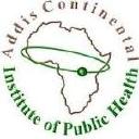 Addis Continental Institute of public health (ACIPH) logo