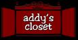 Addy's Closet Logo