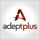 AdeptPlus Media Company logo