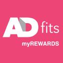 ADfits logo
