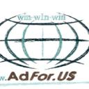 AdFor.US community announcement network live exchange logo
