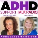 ADHD Support Talk Radio logo