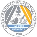 Adler Graduate Professional School logo
