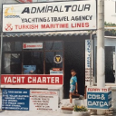 ADMIRAL TOURS YACHTING&TRAVEL AGENCY logo