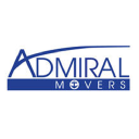 Admiral Movers logo