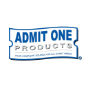 Admit One Products logo icon