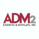 ADM Two Exhibits & Displays, Inc. logo