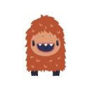 Adorable logo icon