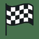 All Dutch Porsche Club Racing logo