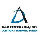 A&D Precision, Inc. logo