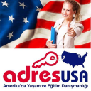 AdresUSA Study Abroad Services logo