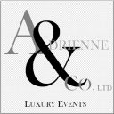 Adrienne & Co. Weddings and Events logo