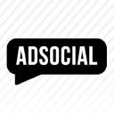 Adsocial S.A. de C.V. logo