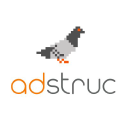 A Dstruc logo icon